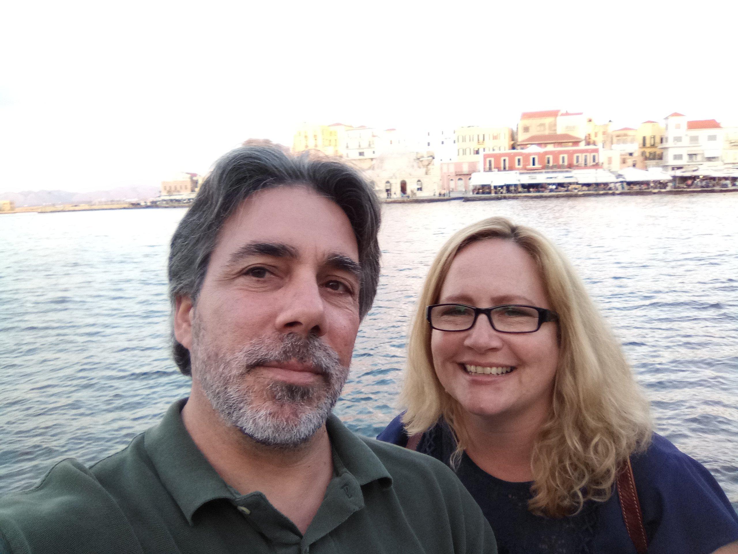 Chanie Crete Vacation