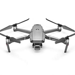 DJI Mavic 2 Pro – Drone Quadcopter UAV with Hasselblad Camera 3-Axis Gimbal HDR 4K Video Adjustable Aperture 20MP 1″ CMOS Sensor, up to 48mph, Gray